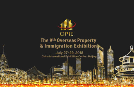 The 9th Overseas Property and Immigration Exhibition (OPIE 2018)