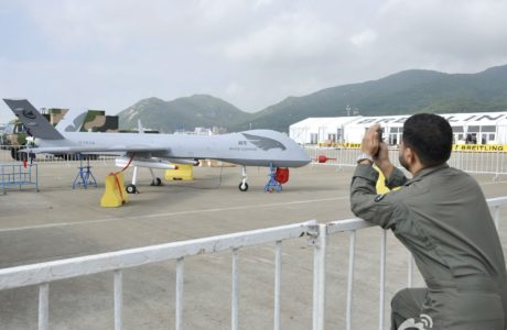 Международный авиасалон в Чжухае в Китае
