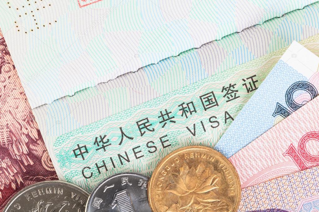 Получение визу в консульствах
